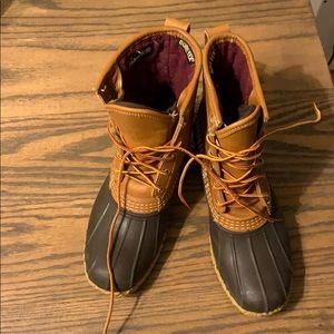 LL bean Bean Boots w/ goretex